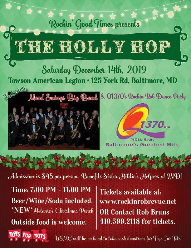 Holly Hop